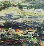 Countryscape 10 by Wilma Seston, Painting