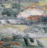 Countryscape 8 by Wilma Seston, Painting